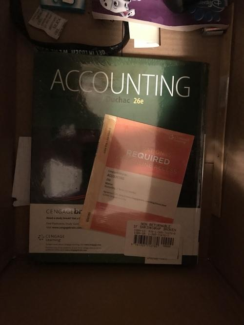 College Books For Sale >> Accounting And Other College Books For Sale Willing To Make