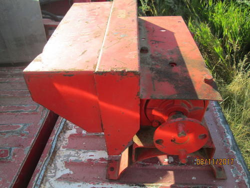 GEARBOX SETUP FOR PTO AUGER-7 OR 8
