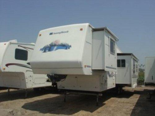 2001 Sunnybrook 5th Wheel 2 Slides 31 Long Only 9 900