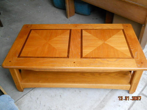 Wooden Coffee Table No Pressed Wood In Nice Condition Minot Nd Classifieds
