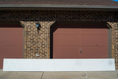 Masonite Garage Doors Two 16 39 New Sections For